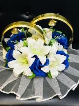 Кольца на авто розы и лилии Кл-037 Прокат