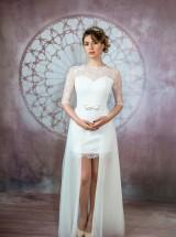 """Свадебное платье """"Шерр"""" Спр13 второй образ"""