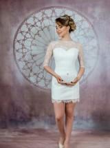 """Свадебное платье """"Шерр"""" Спр13 первый образ"""