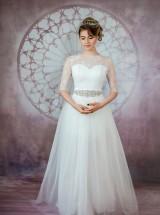 """Свадебное платье """"Шерр"""" Спр13 третий образ"""