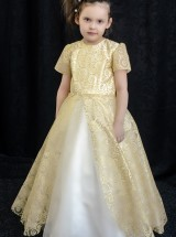 Детское платье ДПр5